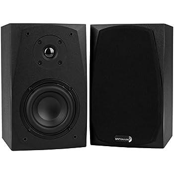 Dayton Audio MK402 4 2 Way Bookshelf Speaker Pair