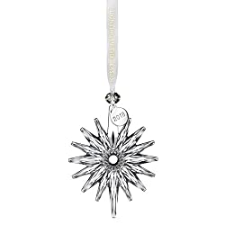 Snow Crystal Decoration Ornament