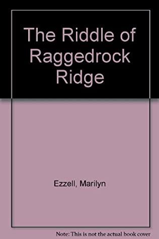 book cover of The Riddle of Raggedrock Ridge