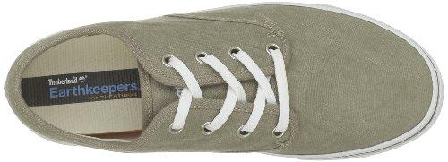 Timberland Herren Ekhokstcmp Cnvsox TA Schuhe Beige (Beige (Taupe))