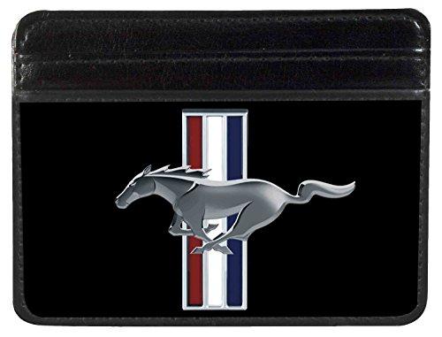 Portafoglio Dimensione Motors Solo Multicolore W Buckle Ford Bar Cente Mustang Logo end Down Week OwwxEP7vq