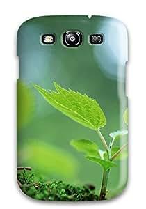 Earurns Galaxy S3 Hard Case With Fashion Design/ WzwdAkw13676sydeJ Phone Case