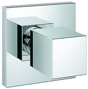 Grohe Universal Cube - Parte exterior llave de paso