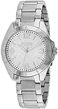 Coach Women's Stainless-Steel Quartz Watch
