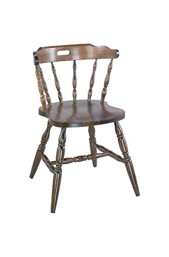 Alston 43485 OG 10786 O 20846 Colonial Style Solid Beech Wood Chairs