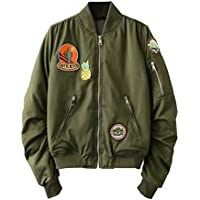 7d176aa0438 10 Best Bomber Jacket For Women With Patches Reviews on Flipboard by ...