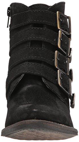 Black Women's Mas Artisan Abby Bootie Ankle qn08xp