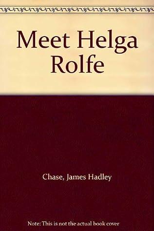 book cover of Meet Helga Rolfe