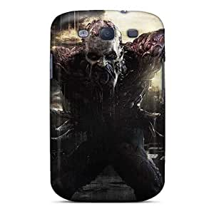 CharlesPoirier Samsung Galaxy S3 Shock Absorption Hard Phone Case Allow Personal Design Vivid Breaking Benjamin Skin [WbC2333MdAE]