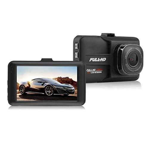Car Dash Cam DVR 3.0 Inch 1080P FHD 170 Degree Lens Car DVR Camera Video Recorder WDR Night Vision Dash Cam Car Camera