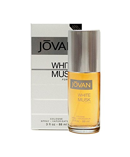 Price comparison product image Jovan White Musk by Jovan for Men - 3 Ounce EDC Spray