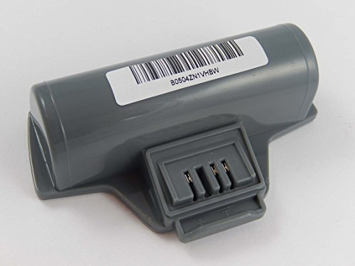 INTENSILO Li-Ion Akku 2500mAh (3.7V) für Elektro Werkzeug Kärcher WV 5, WV5, WV5 Plus wie 2.633-123.0.