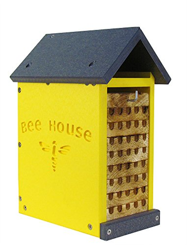 (JCs Wildlife Small Poly Lumber Bee House)