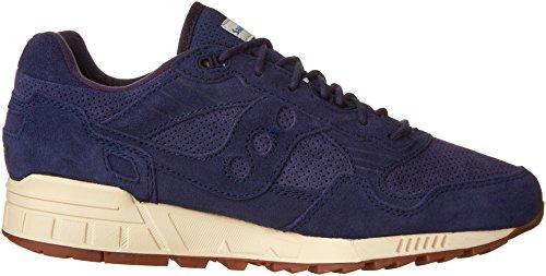 Originali Di Saucony Mens Shadow 5000 Fashion Sneaker Blu Scuro