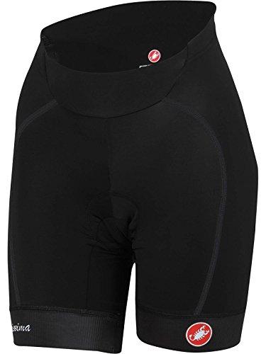 Castelli Cycling Shorts (Castelli Velocissima Short - Women's Black, M)