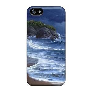 Tpu Case For Iphone 5/5s With GsASoPR4751vDfOx DLBuke Design
