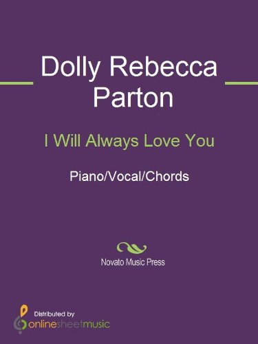 I Will Always Love You Kindle Edition By Dolly Rebecca Parton