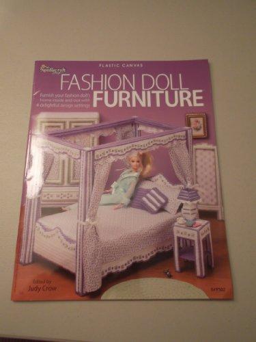 - Fashion Doll Furniture (Plastic Canvas)