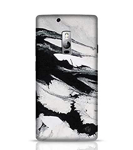 low priced 96ea2 999ae Cases for OnePlus 2 Marble 2 Back Cover for OnePlus 2: Amazon.in ...