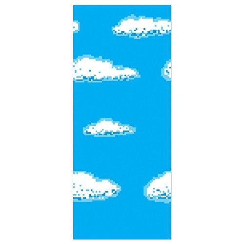 Beistle 8-Bit Backdrop, 4 by 30-Feet, ()