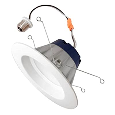 Sylvania 74294 - LEDRT56900927FL80 LED Recessed Can Retrofit Kit with 5 6 Inch Recessed Housing