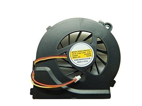 Quietus CPU Cooling Fan for HP G6 G6-1000 G4 G4-1000 G7-1000 612355-001 617646-001 3-pin