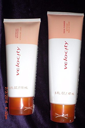 Mary Kay Velocity Cleanser & Moisturizer - Full Size