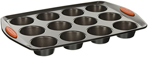 Rachael Ray Oven Lovin' Non-Stick 12-Cup Muffin Pan