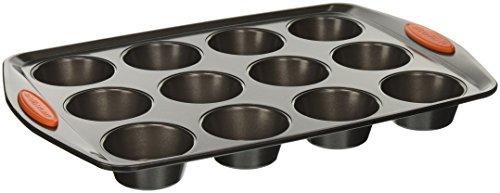 Rachael Ray Non-Stick 12-Cup Cupcake Pan