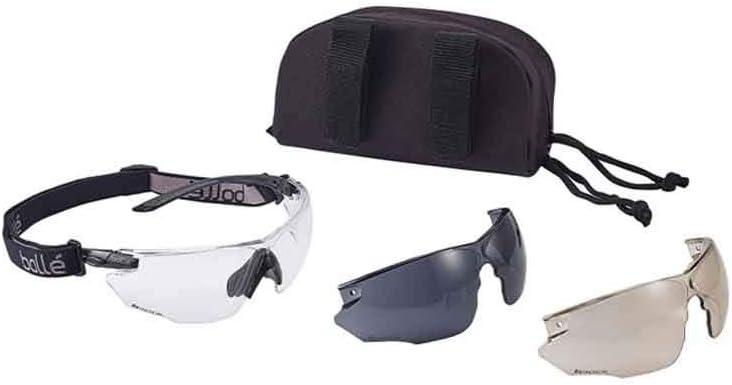 Combat Ballistic Spectacles - Kit de accesorios para escenario, color negro