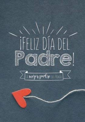 Amazon.com: Tarjeta íFeliz Día del Padre! Jer. 17:7-8 (Happy ...