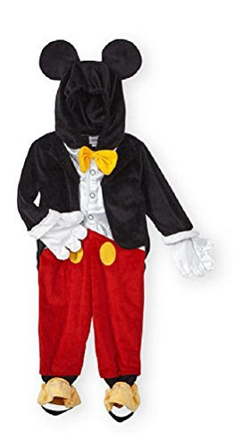 Disguise Kai Lego Ninjago Movie Prestige Costume, Red, Large (10-12) (Mickey Mouse Ears Costume)