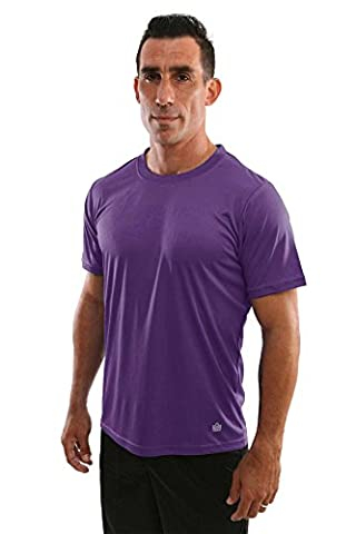 Admiral Performance Ready-to-Play Soccer Jersey, Purple, Adult X-Large - Play Soccer T-shirt