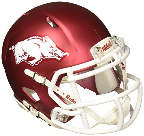 NCAA Arkansas Razorbacks Speed Mini Helmet