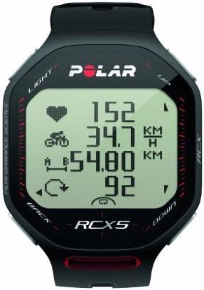 Polar RCX5 Pulsómetro, Unisex, Negro, Talla Única: Amazon.es ...