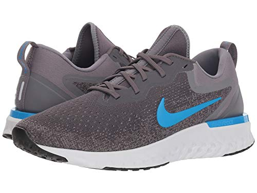 [NIKE(ナイキ)] メンズランニングシューズ?スニーカー?靴 Odyssey React Thunder Grey/Blue Hero/Gunsmoke/Black 10 (28cm) D - Medium