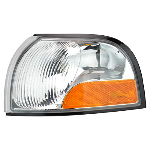 Mercury Villager Turn Signal - Front Corner Marker Turn Signal Parking Light Lamp Driver Side Left LH for Quest