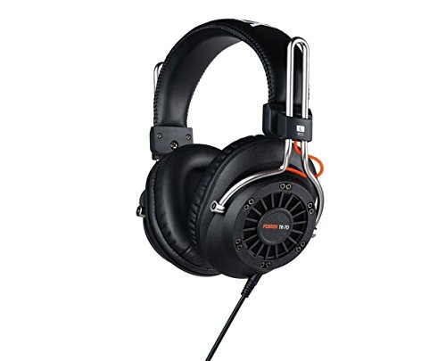 Fostex TR-70-80 Open-Design Dynamic Stereo Headphones, 80 Ohms