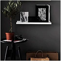 HaokHome H020 Peel & Stick Wallpaper 23.6in x 19.7ft Black Self Adhesive Contact Paper Wall Furniture Sticker