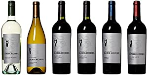 Taste of Dark Horse California Wine Mixed Pack, 6 x 750 mL