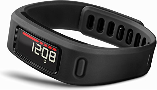 Garmin vívofit Fitness Band - Black Bundle (Includes Heart Rate Monitor) to Go Hiking As Exercise