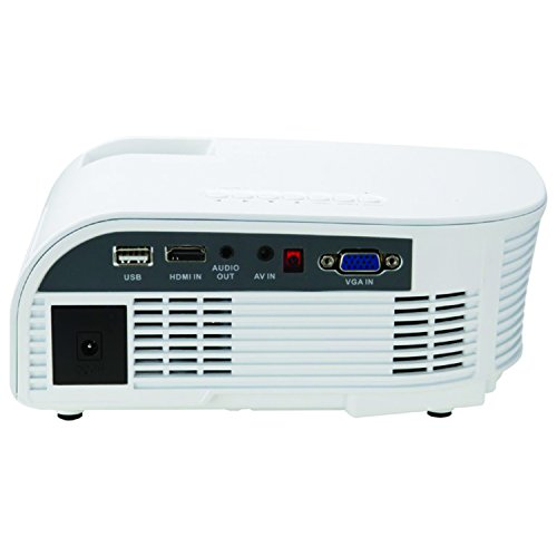 (GPX Pj308w Pj308w 1080p Mini Projector)
