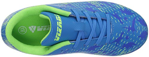 Pictures of Vizari Baby Dino Soccer Shoe Blue/Green 93276 Blue/Green 2