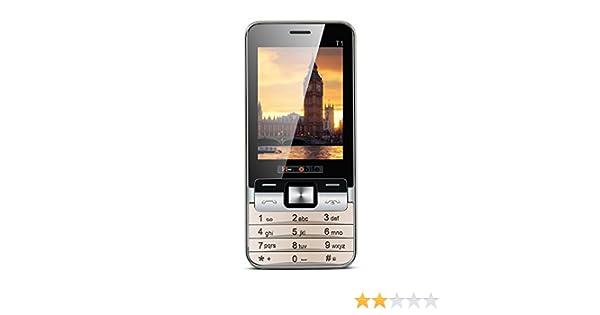 Kivors Smartphone Senior Teléfono Móvil T3 Dual SIM Mobile con ...