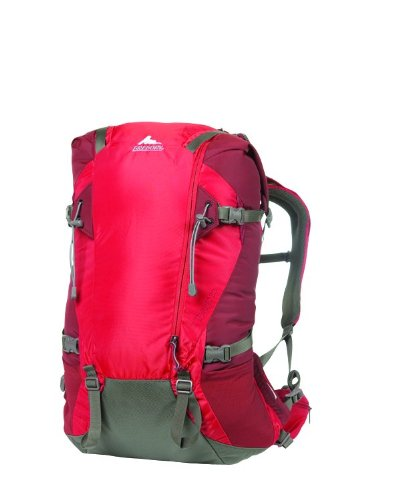 Gregory Mountain Products Torre 33 Backpack, Cinder Cone Red, Small, Outdoor Stuffs