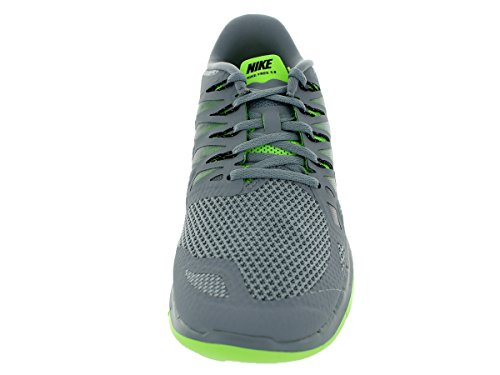Nike Herren Free Trainer 5.0 V6 Trainingsschuh Mgnt Gry / Blk / Elctrc Grn / Lt Mgn