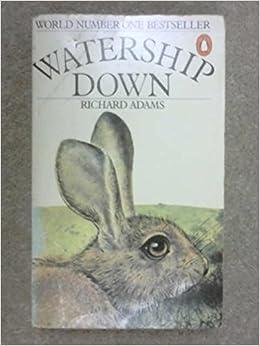 Book Watership Down