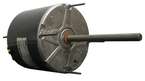 Fasco D934 5.6-Inch Condenser Fan Motor, 1/3 HP, 208-230 Volts, 825 RPM, 1 Speed, 1.9 Amps, Totally Enclosed, Reversible Rotation, Sleeve Bearing