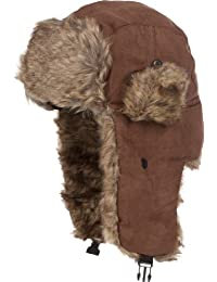 Morgan Unisex Faux Fur Trooper Hat