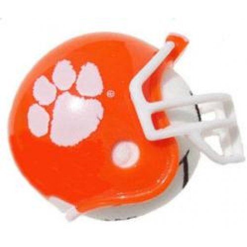NCAA College Football Clemson Tigers Car Antenna Topper & Free Yellow Smiley Antenna Topper Tenna Tops®